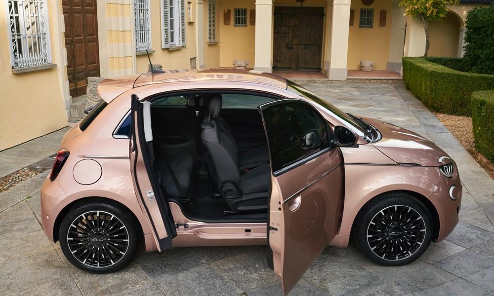 Δε θα το πιστέψετε πόσο στοιχίζει στην Ελλάδα το ηλεκτρικό Fiat 500 8