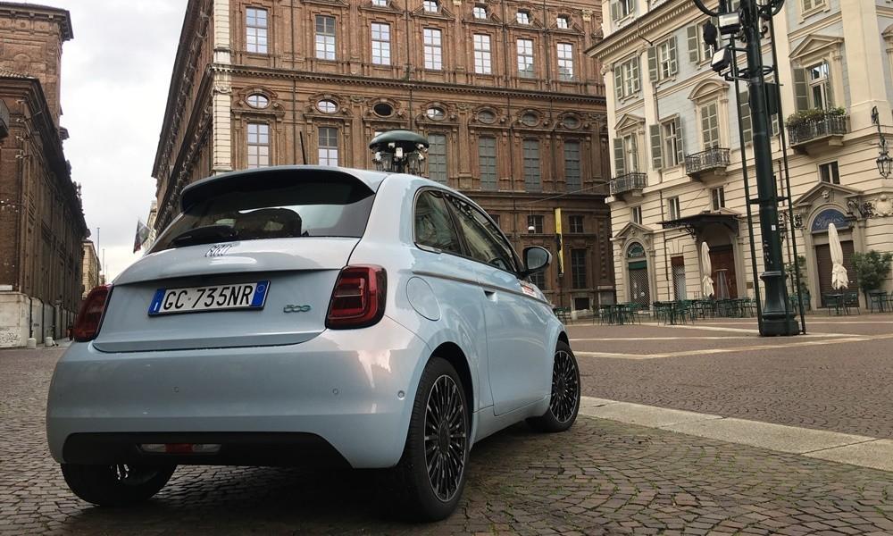 Δε θα το πιστέψετε πόσο στοιχίζει στην Ελλάδα το ηλεκτρικό Fiat 500 10