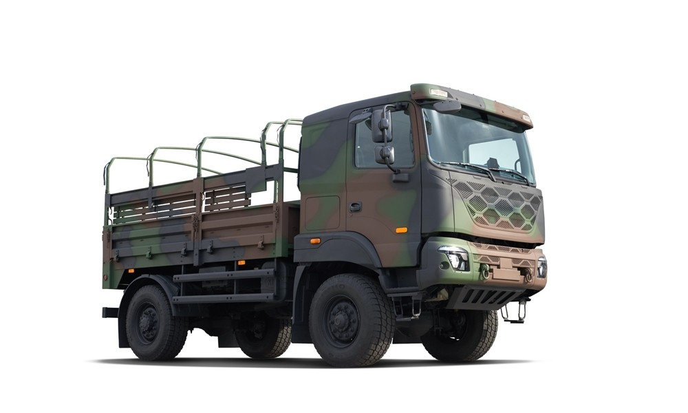 kia military vehicle