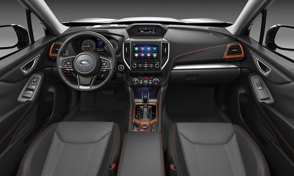 To υβριδικό Subaru Forester e-Boxer και σε έκδοση Adventure (+τιμές)