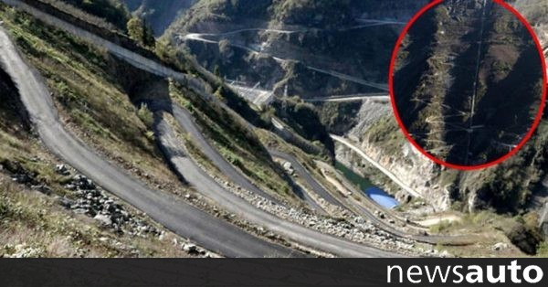 Οι Τούρκοι έδωσαν στην κυκλοφορία τον πιο επικίνδυνο δρόμο στον κόσμο!