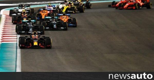 F1 GP Αμπού Ντάμπι: Ο Verstappen έκλεισε τη σεζόν με νίκη!