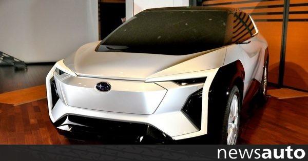 Το νέο ηλεκτρικό crossover της Subaru για την Ευρώπη