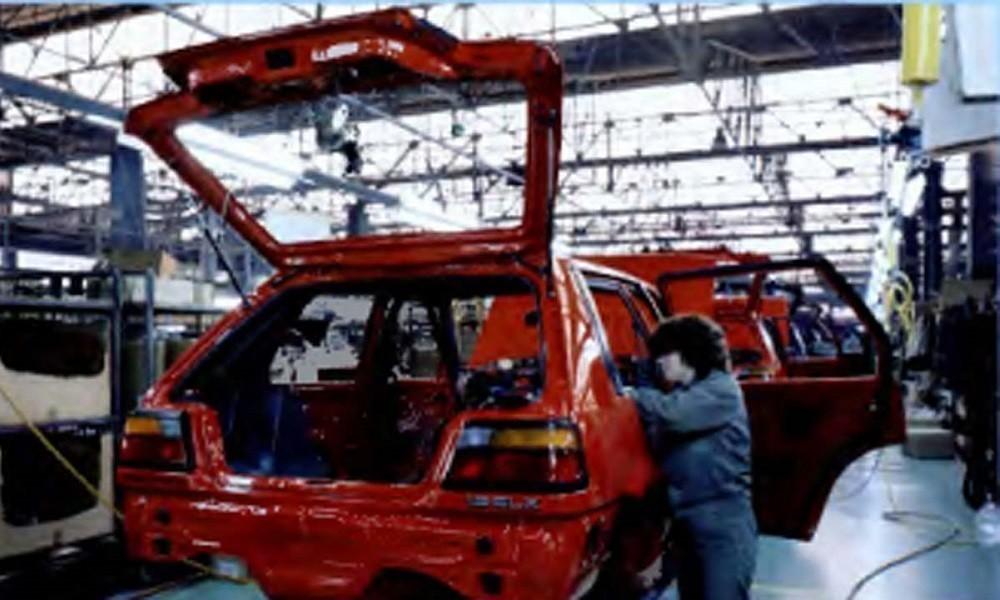 Εργοστάσια αυτοκινήτων στην Ελλάδα | Mazda - NAMCO - Pony - ΕΛΒΟ
