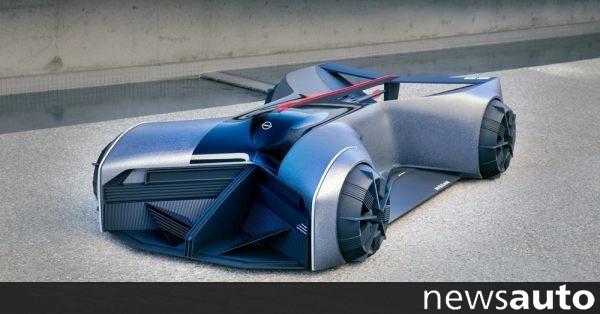 Το Nissan GT-R (X) είναι η μορφή των πραγμάτων του 2050 (VIDEO)