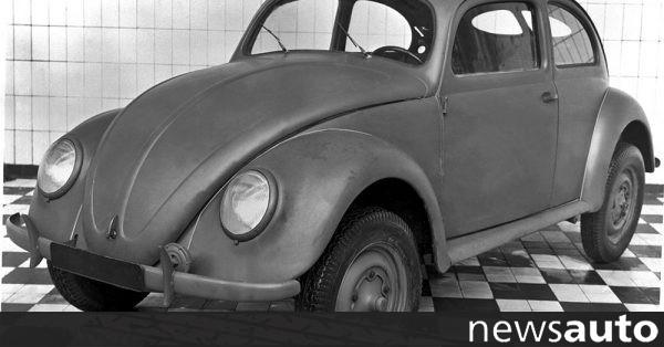 Πριν από 75 χρόνια ξεκίνησε η παραγωγή του VW Beetle