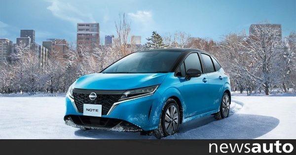 Αποκάλυψη για την τετρακίνηση, καθαρά ηλεκτρικό Nissan Note