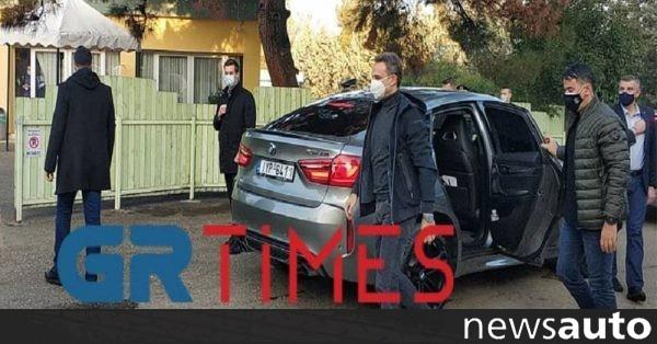 """Στη Θεσσαλονίκη, ο Κυριάκος με """"θηρίο"""" 575 αλόγων!  (βίντεο)"""