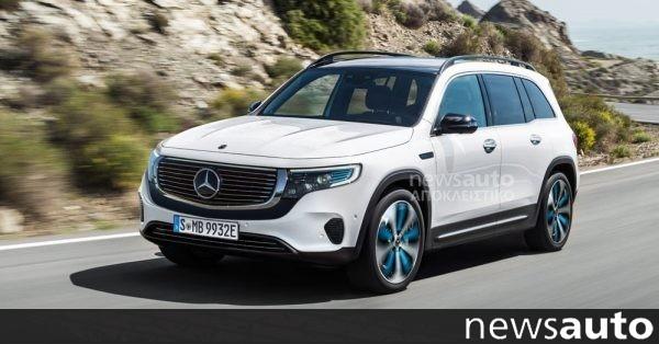 Mercedes-Benz EQB: Το ηλεκτρικό 7θέσιο GLB