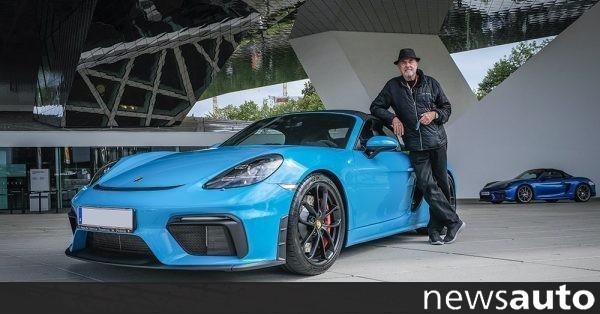 Ο 80χρονος αγόρασε μόνο… 80 Porsche!