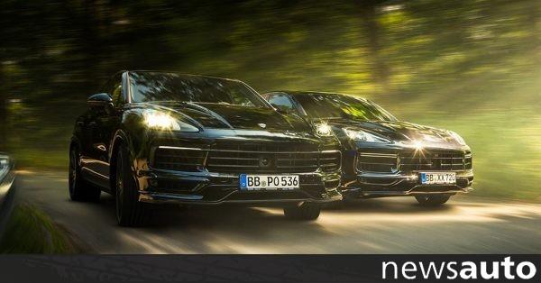 Porsche Cayenne με έως και 750 ίππους από την Techart