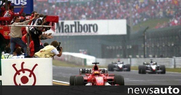 Οι κορυφαίες 10 νίκες του Schumacher (βίντεο)