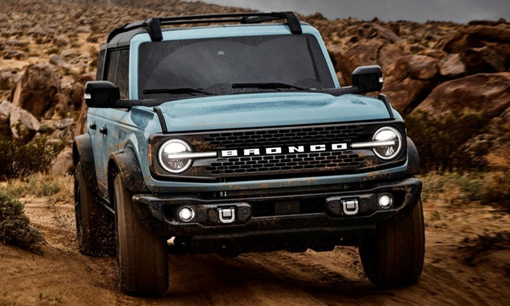 Ford Bronco Heritage Edition