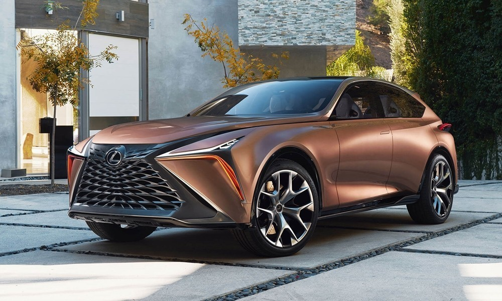 Lexus prototype