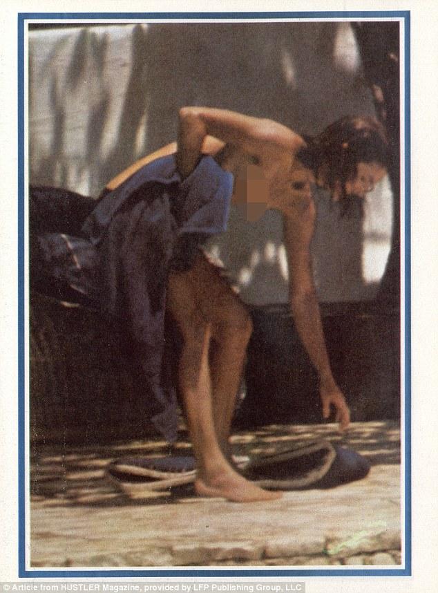 Οι γυμνές φωτογραφίες της Τζάκι Κέννεντι που σόκαραν την υφήλιο[photos]