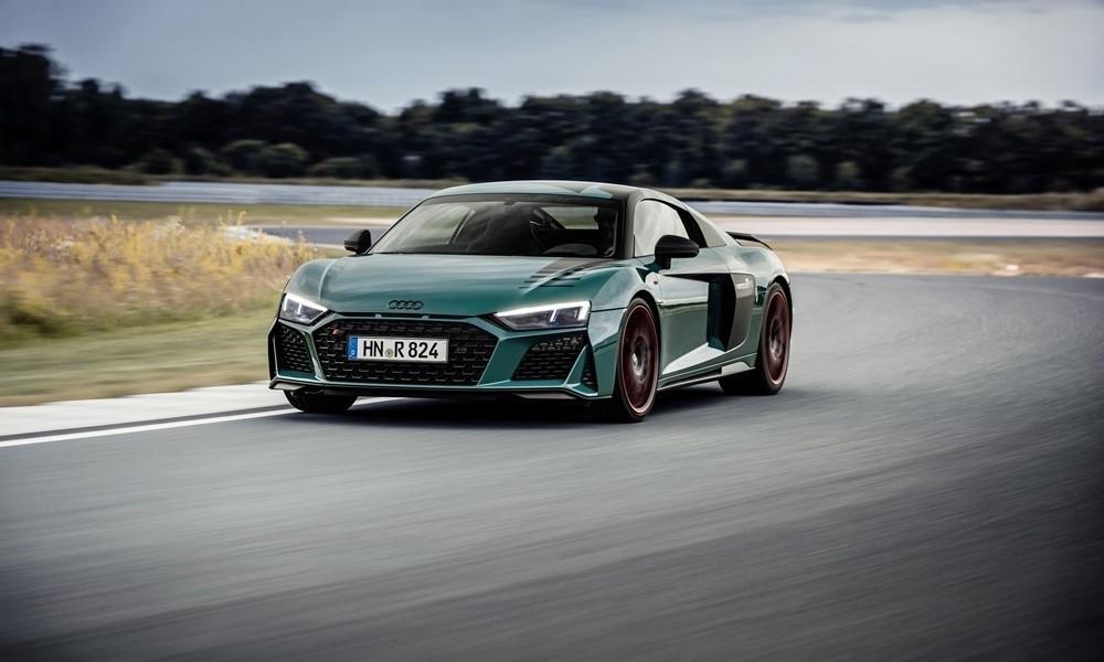 Audi R8-TT future