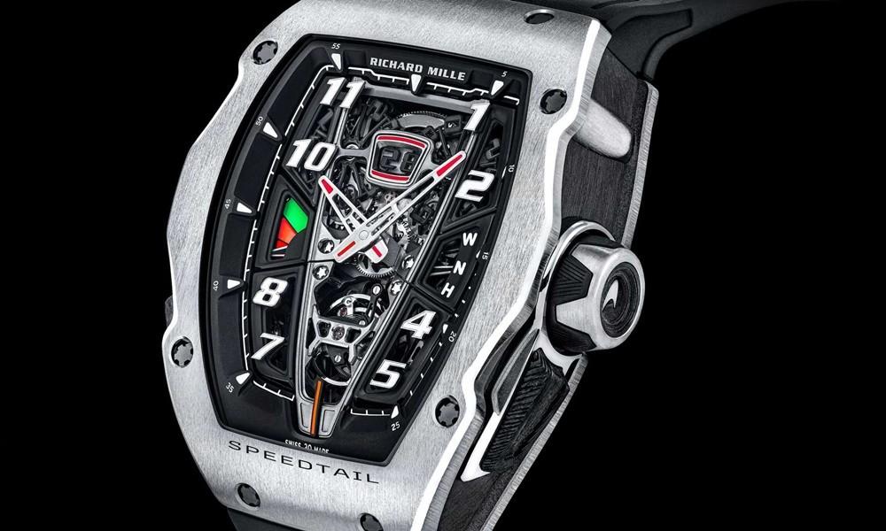 richard mille rm-40-01 mclaren watch