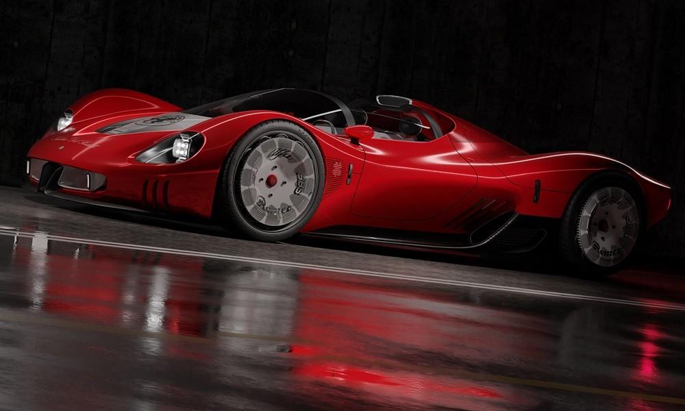 Alfa Romeo Periscopica