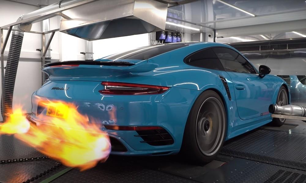porsche 911 turbo tuned